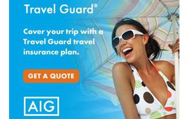 TravelGuard AIG Insurance